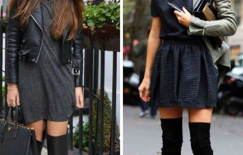 What Thigh-High Boots Are In Trend