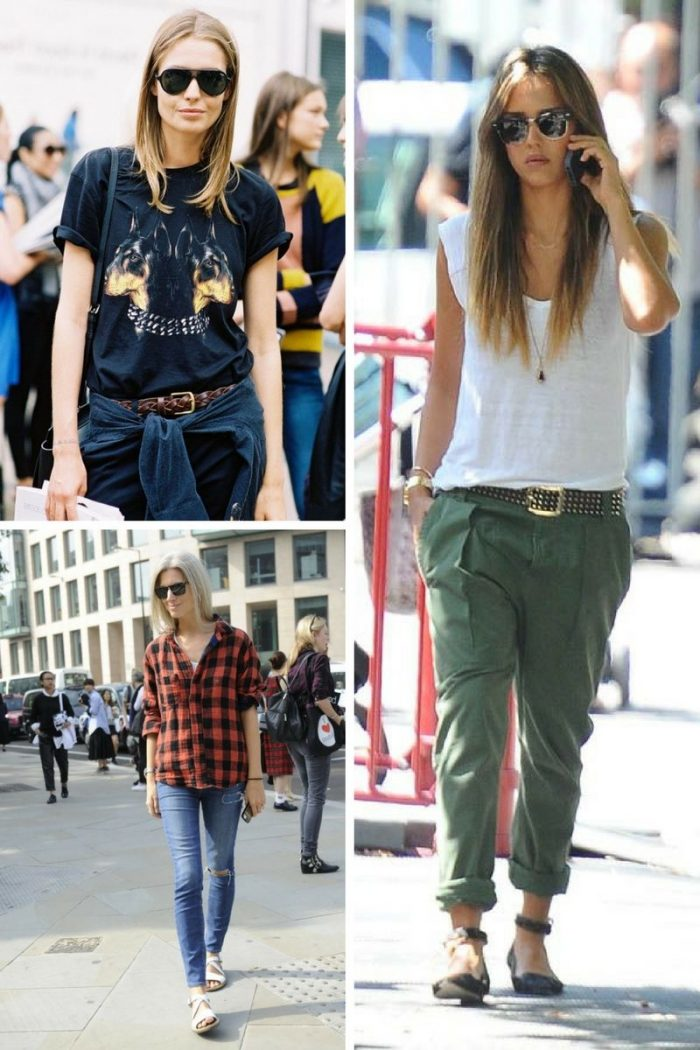 Tomboy Chic Style For Women 2018 (2)