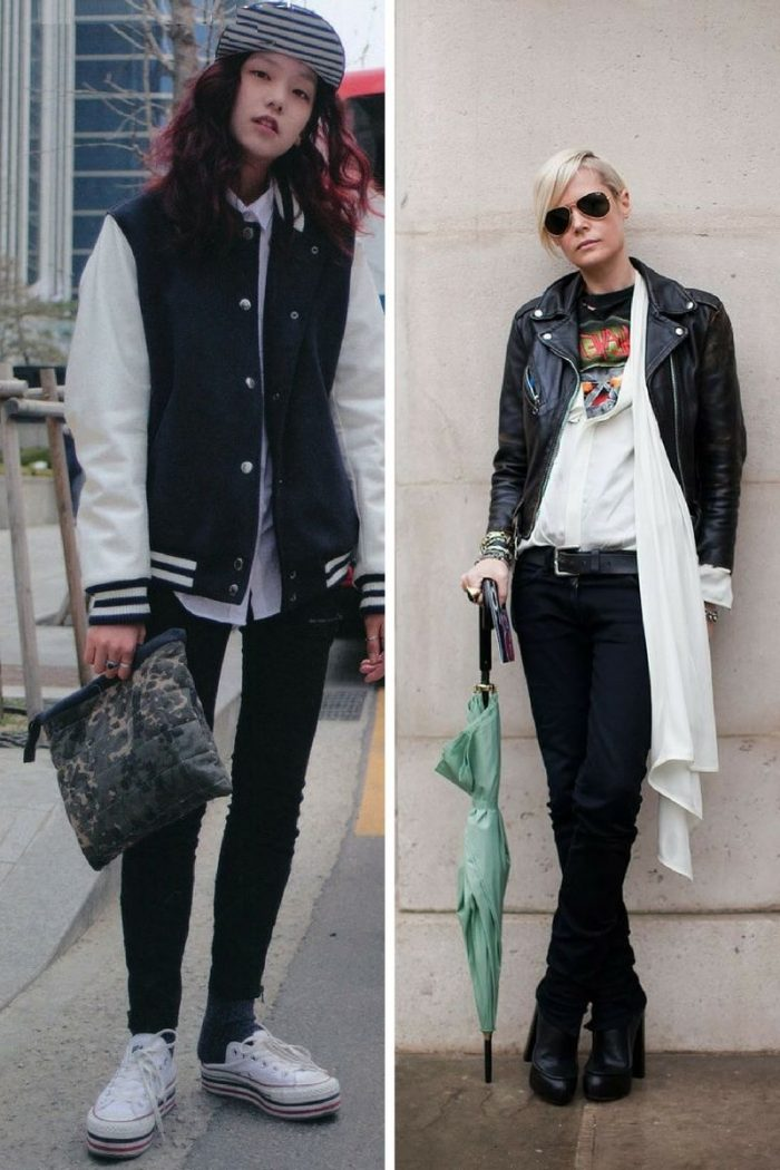 Tomboy Chic Style For Women 2019