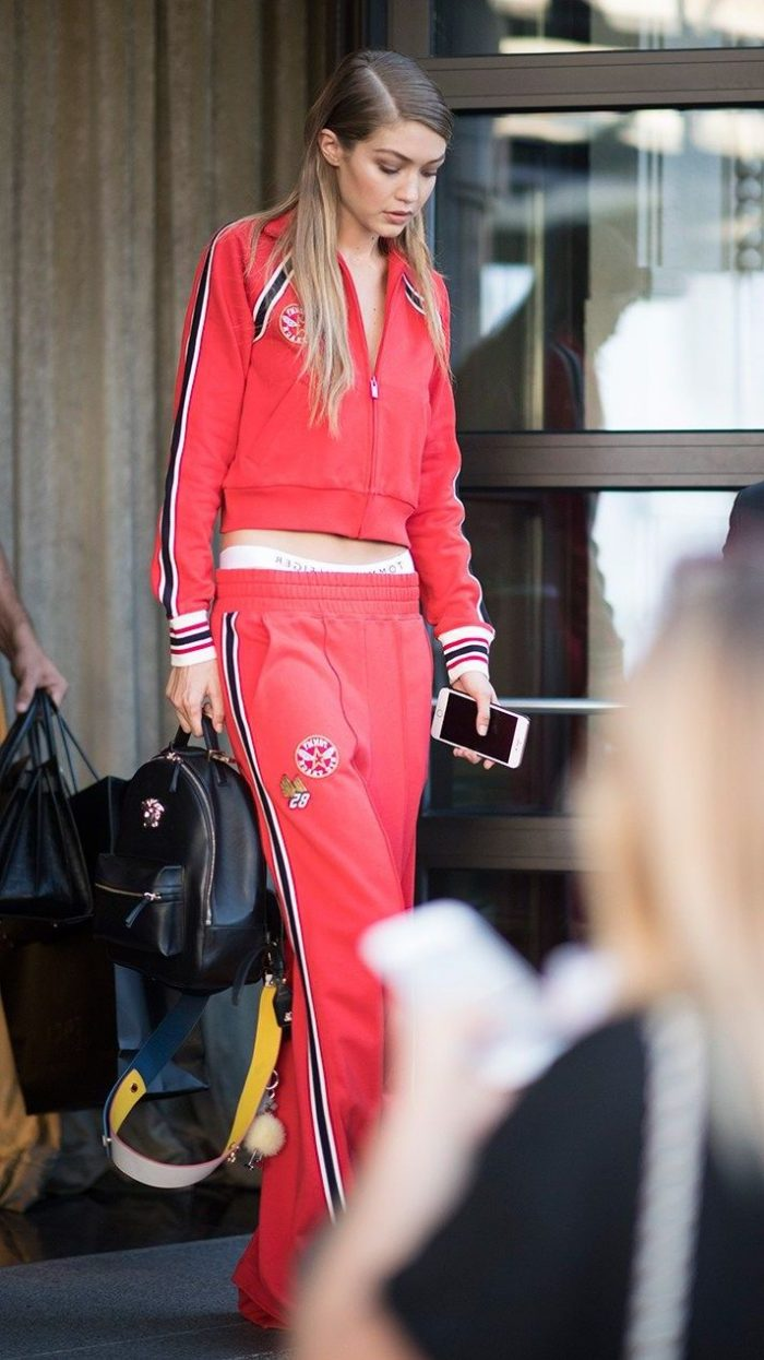 Women In Tracksuits On The Streets 2019