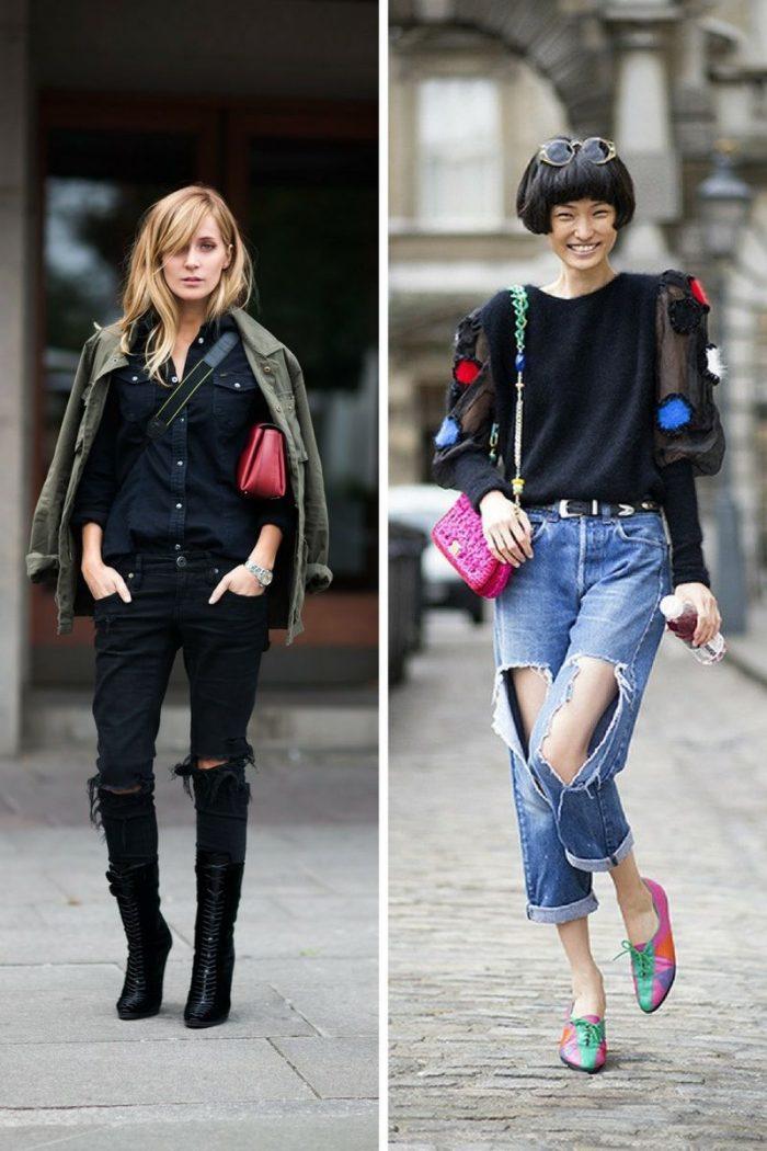 Trendy Jeans For Women 2018 (13)