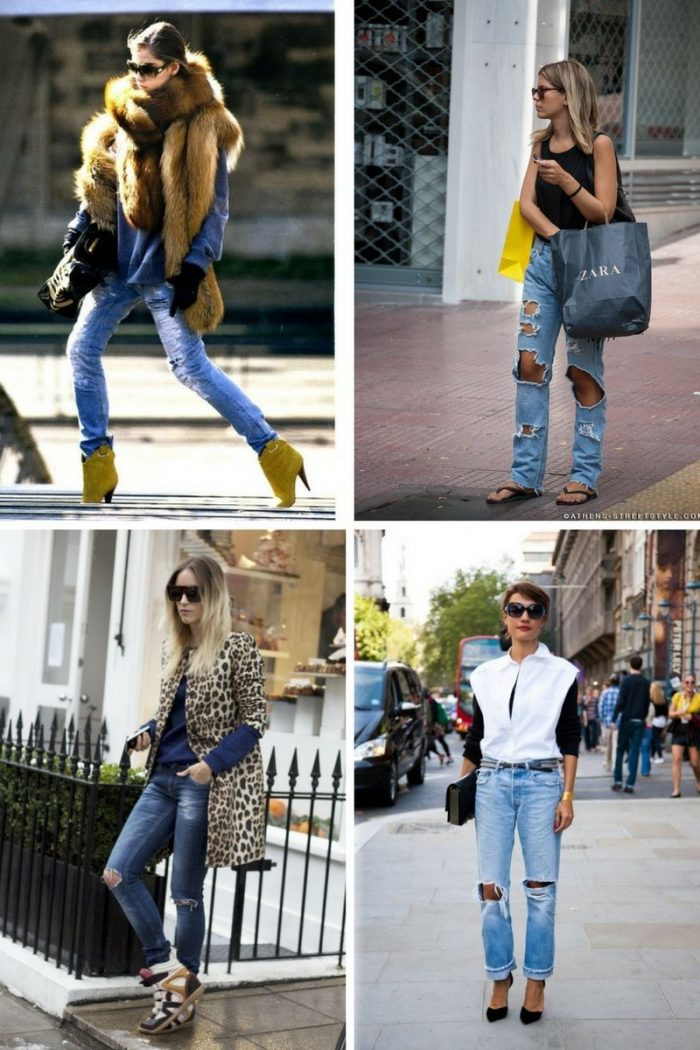 Trendy Jeans For Women 2018 (15)