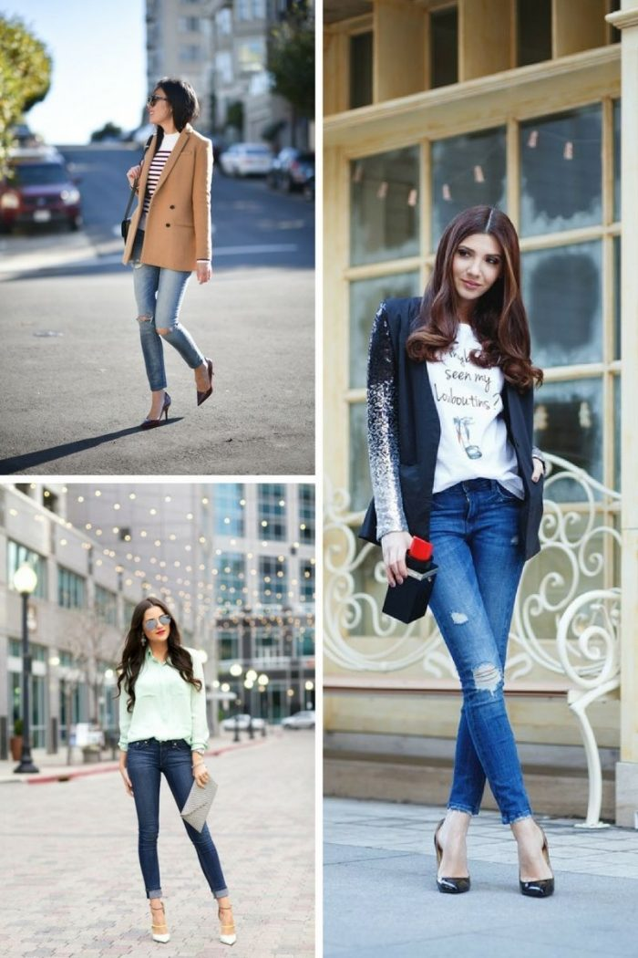 Trendy Jeans For Women 2018 (17)