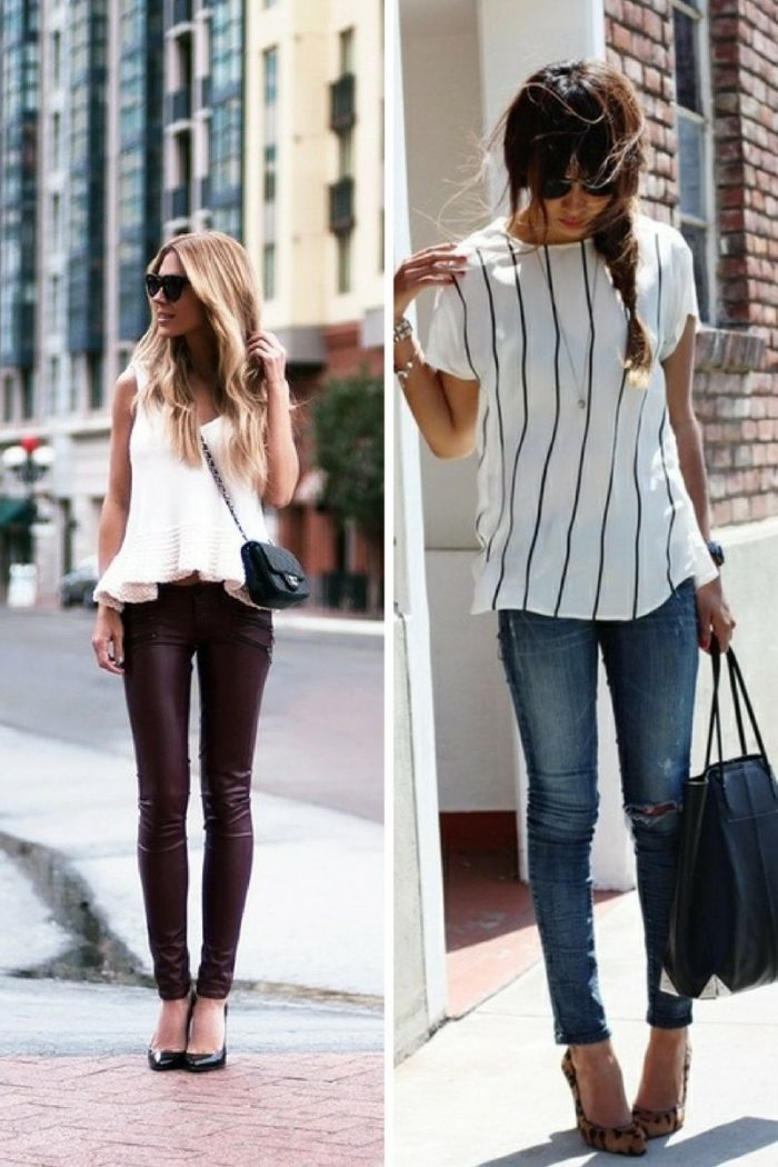 Trendy Jeans For Women 2018 (20)
