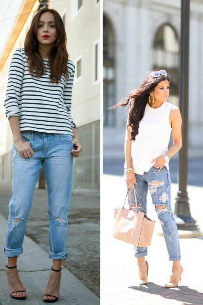 Trendy Jeans For Women 2018 (4)