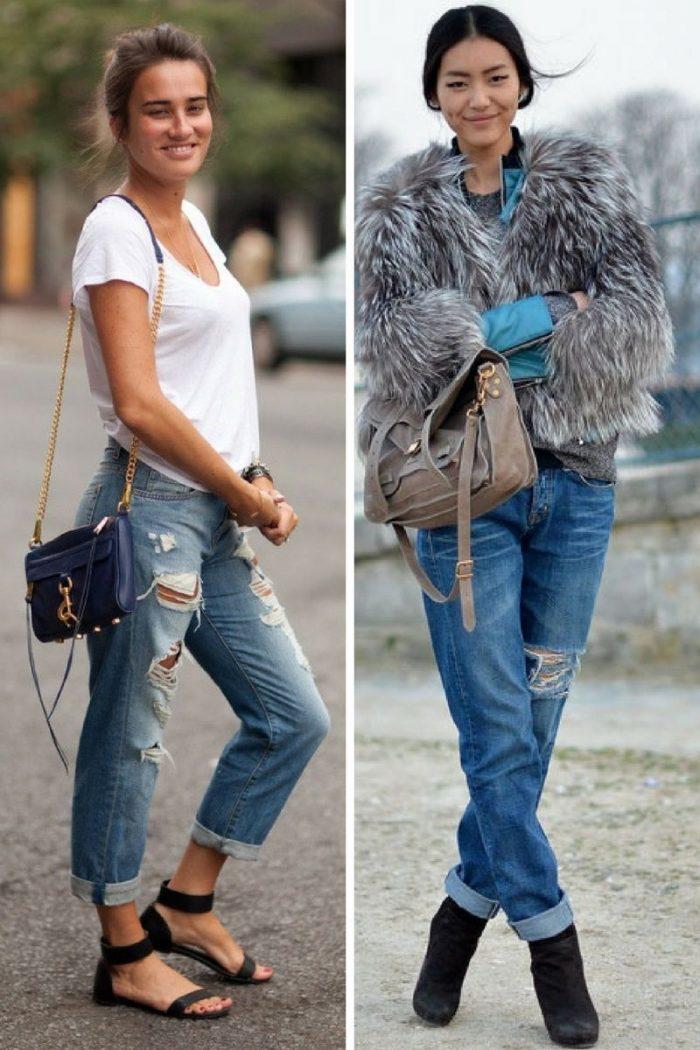 Trendy Jeans For Women 2018 (5)