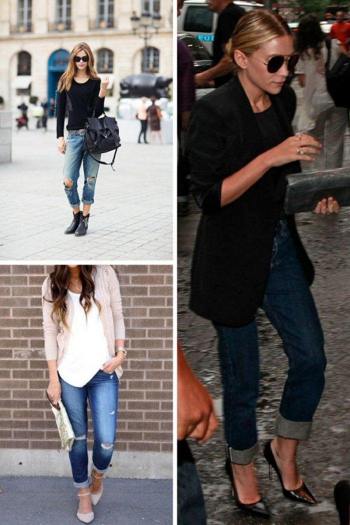 Trendy Jeans For Women 2018 (6)