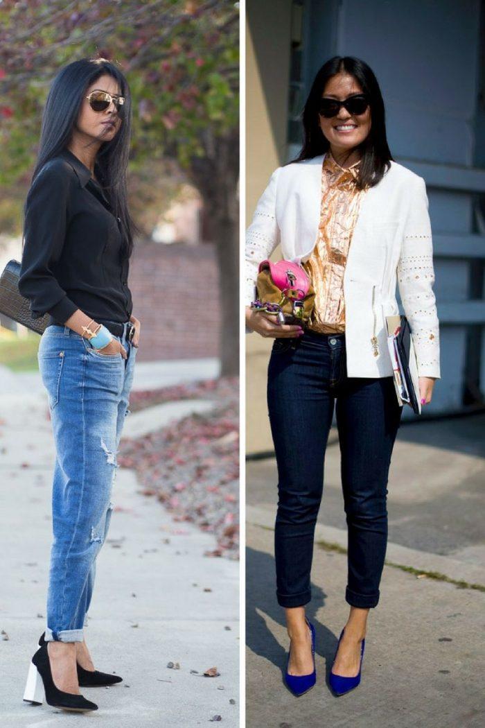 Trendy Jeans For Women 2018 (7)