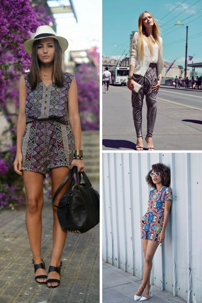 Tribal Print Fashion Trend For Summer 2018 (7)