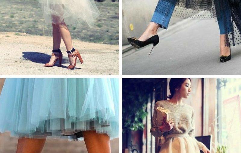 Tulle Skirts 2018 Street Style (8)