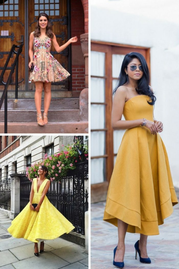 Wedding Guest Outfits For Women Summer 2018 (6)