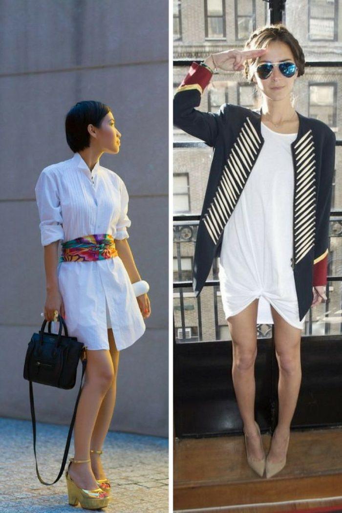 White Dresses For Summer 2018 (10)