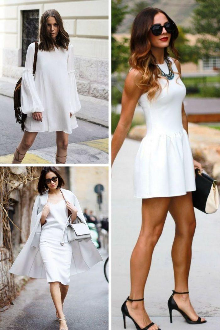 White Dresses For Summer 2018 (11)