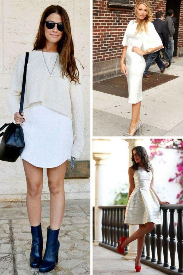 White Dresses For Summer 2018 (12)