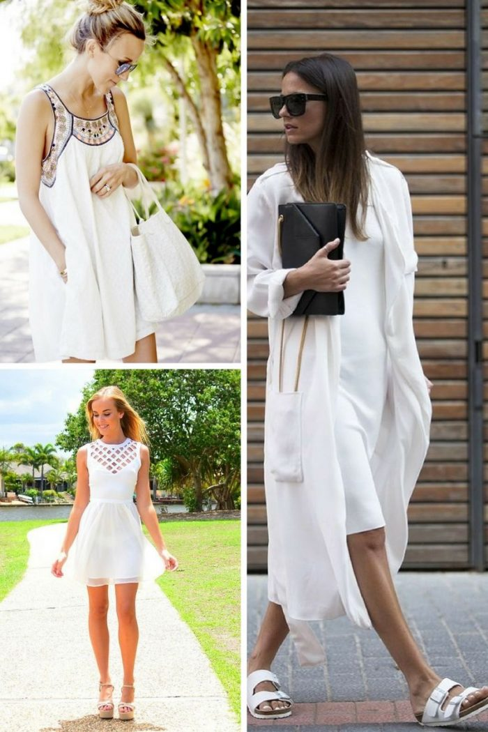 White Dresses For Summer 2018 (14)