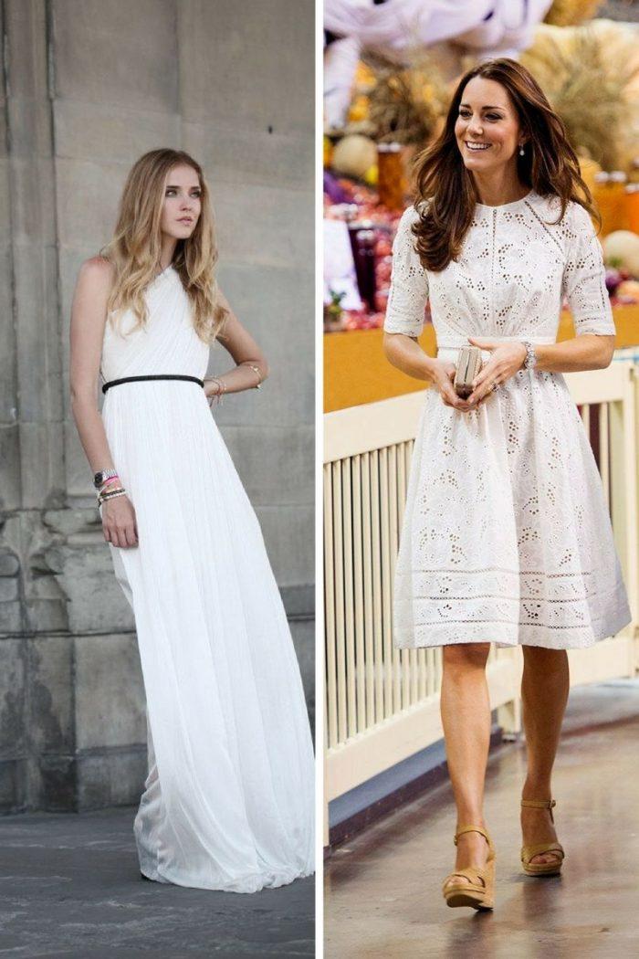 White Dresses For Summer 2018 (15)