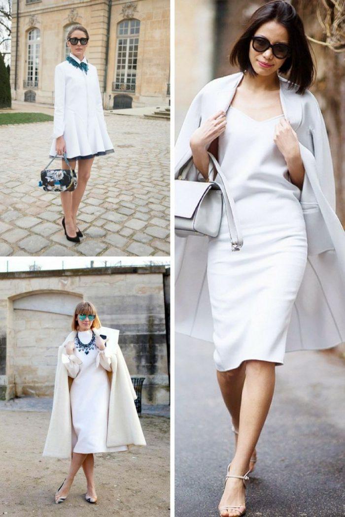 White Dresses For Summer 2018 (2)