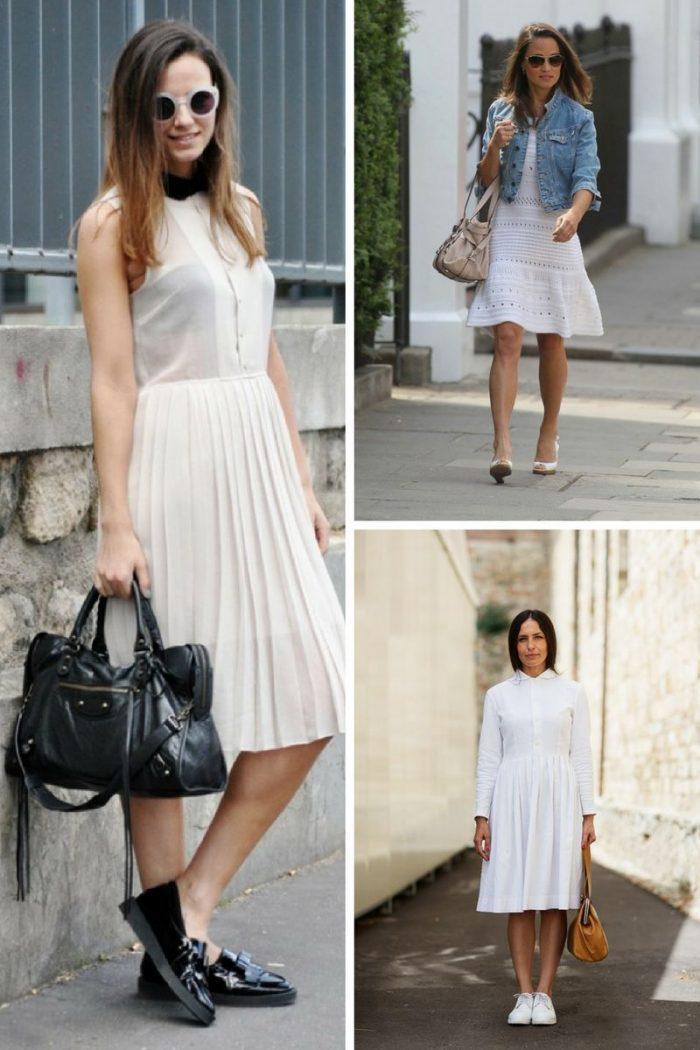 White Dresses For Summer 2018 (3)
