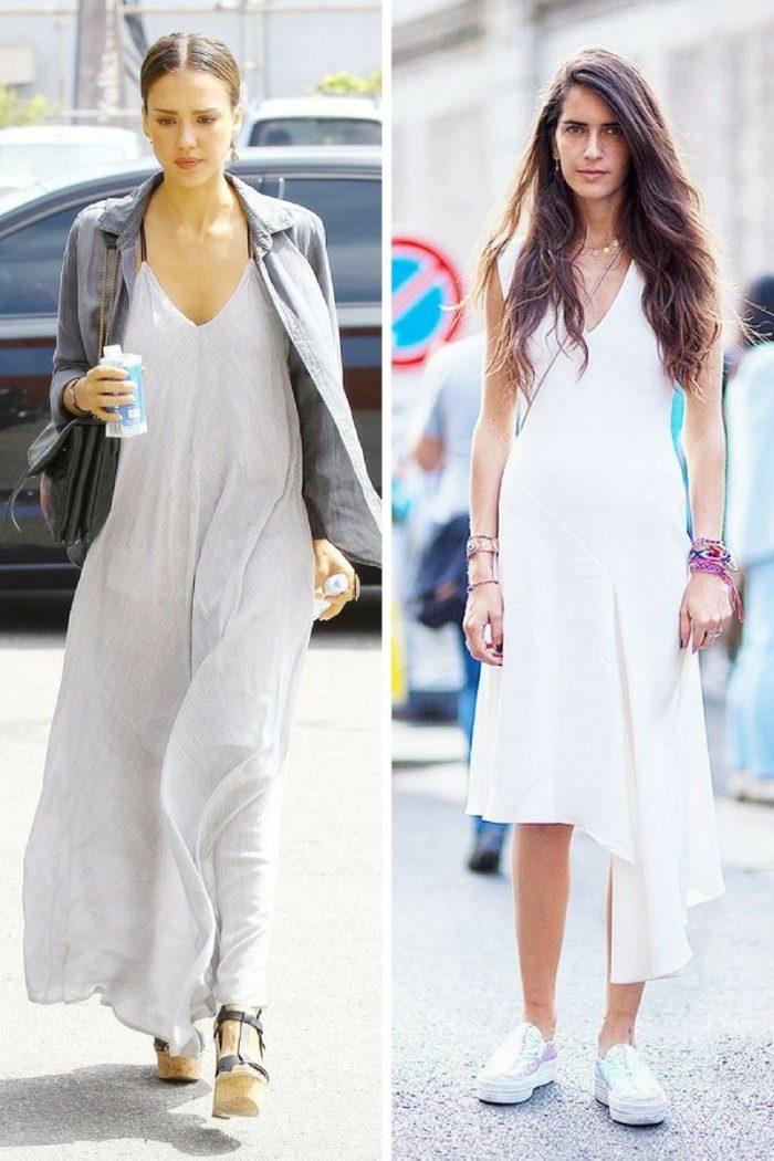 White Dresses For Summer 2018 (4)