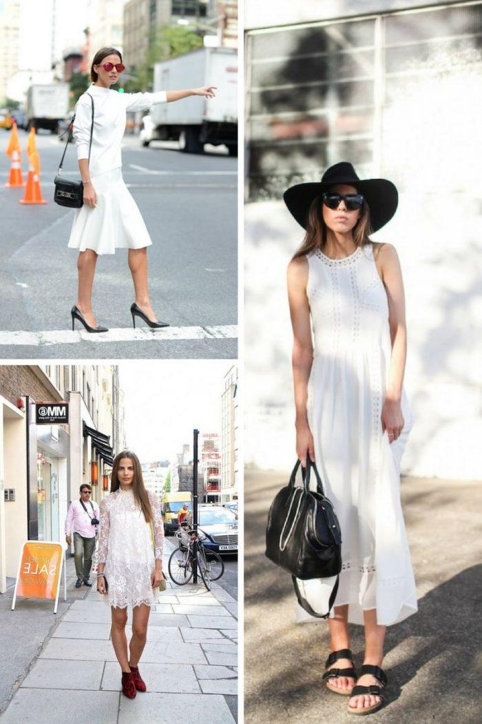 White Dresses For Summer 2018 (5)