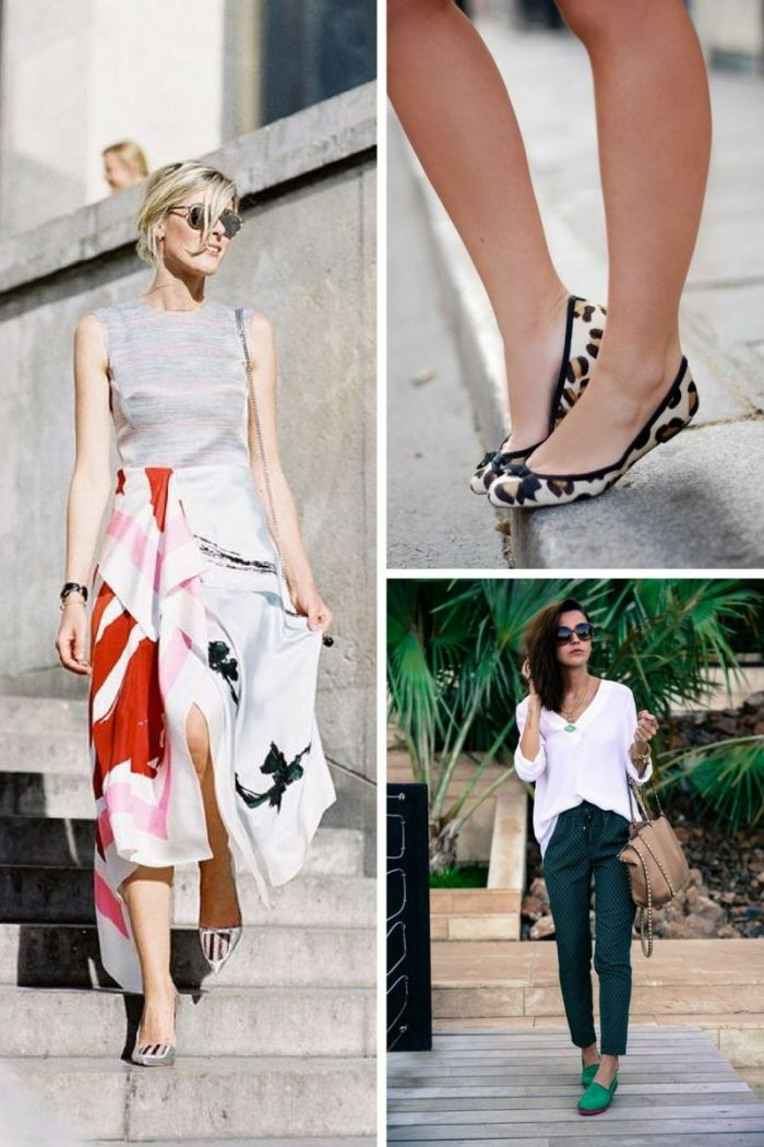 Casual Flat Shoes For Women Summer 2019