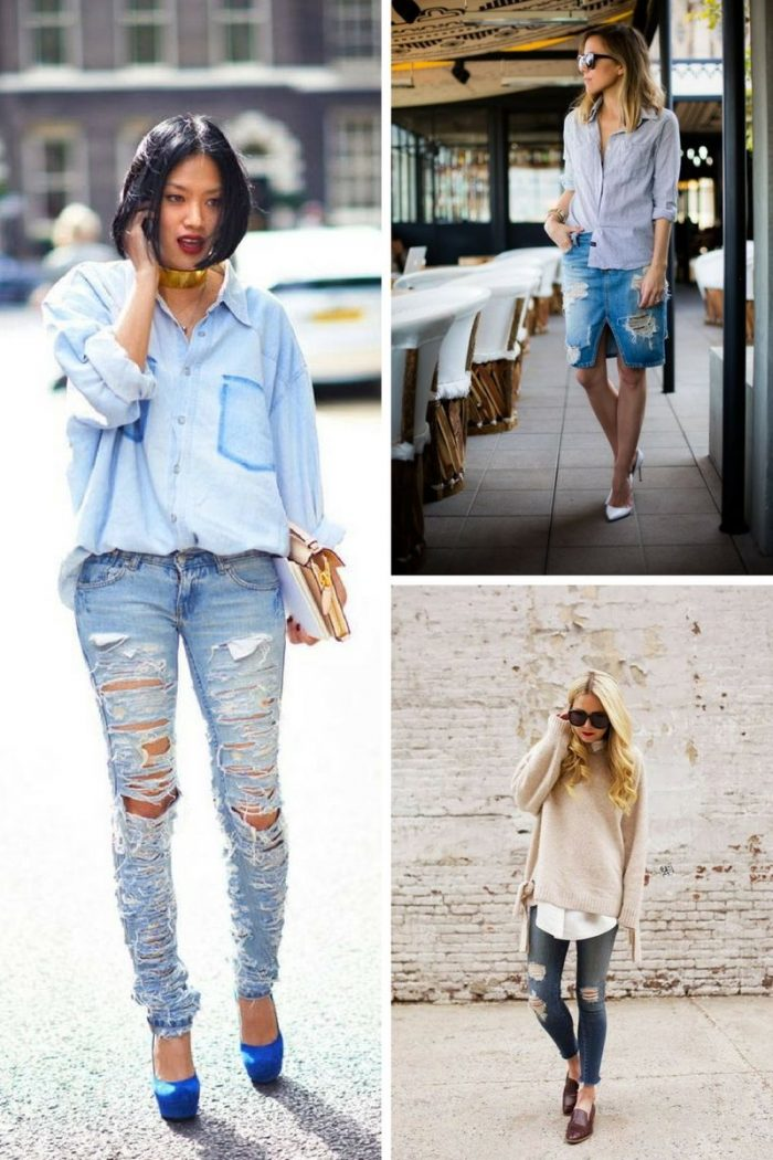 Women Ripped Jeans Summer 2018 (6)