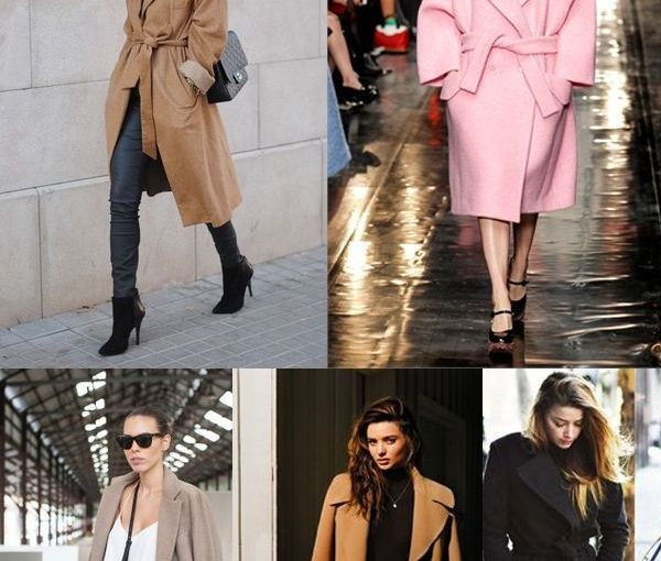Wrap Coats to Keep You Trendy