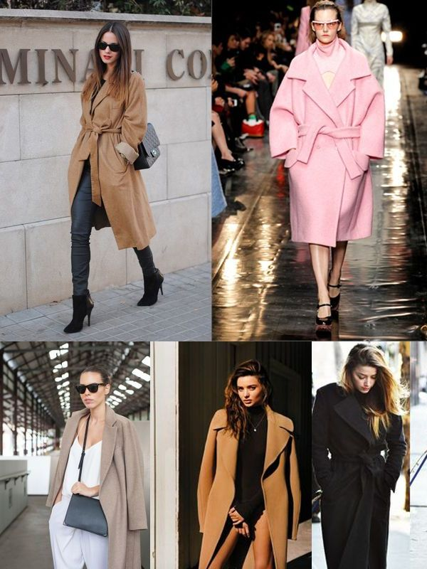 Wrap Coats to Keep You Trendy 2019