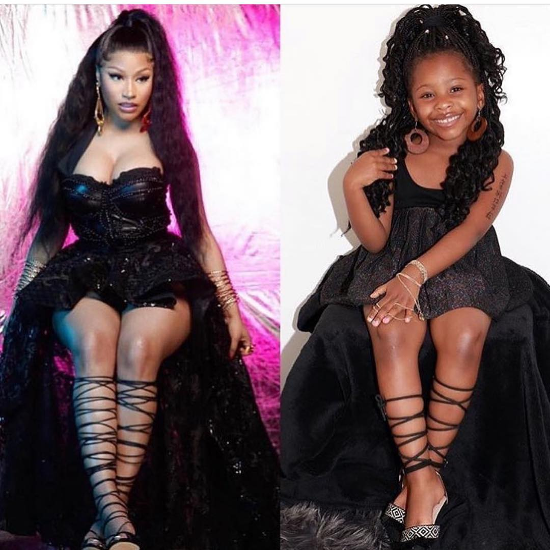 Best Nicki Minaj Costume For Halloween 2019