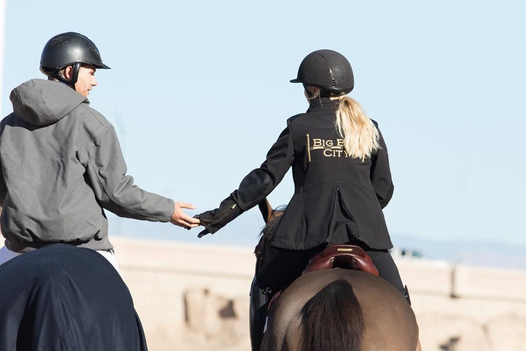 Kaley Cuoco Wearing An Equestrian Style Outfit 2019