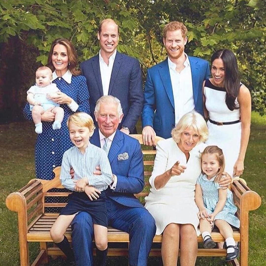 Meghan Markle And Royal Family Celebrate Prince Charles' 70th Birthday 2019