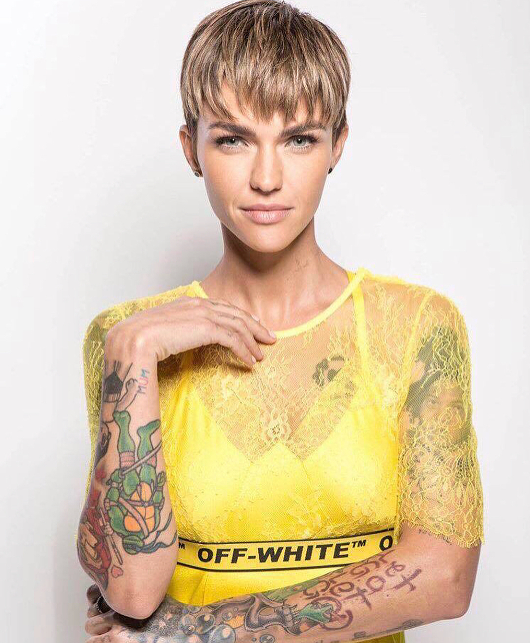 2019 Ruby Rose naked (76 photo), Tits, Sideboobs, Selfie, lingerie 2018