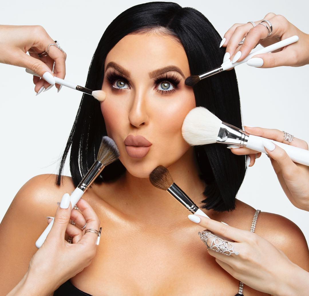 Morphe X Jaclyn Hill Brush Collection 2019
