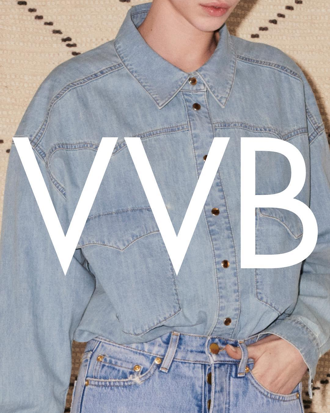 Double Denim Trend From Victoria Beckham 2019