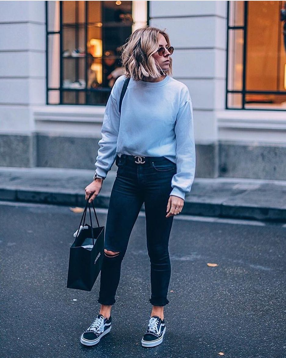 How To Make Sweatshirt Look Smart-Casual 2020