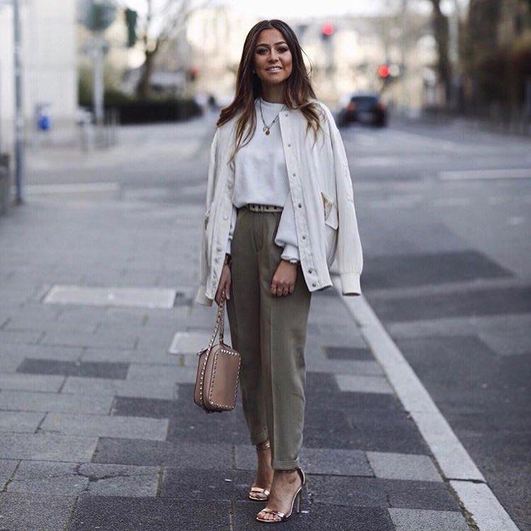 How To Wear Khaki Trousers 2019