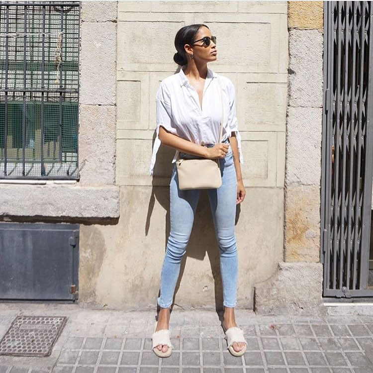 Casual Way To Wear Classic White Shirt 2021