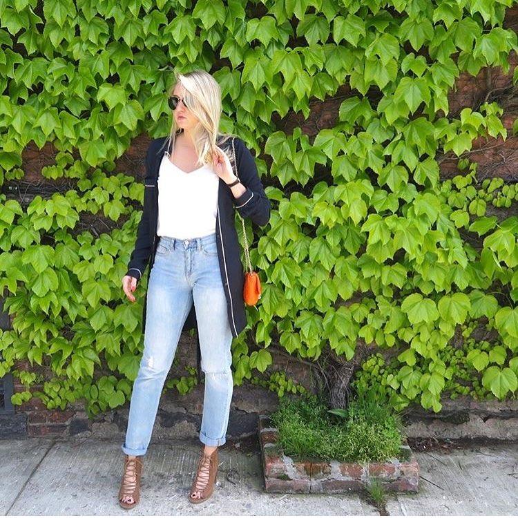 How To Wear Long Cardi Blazers 2021
