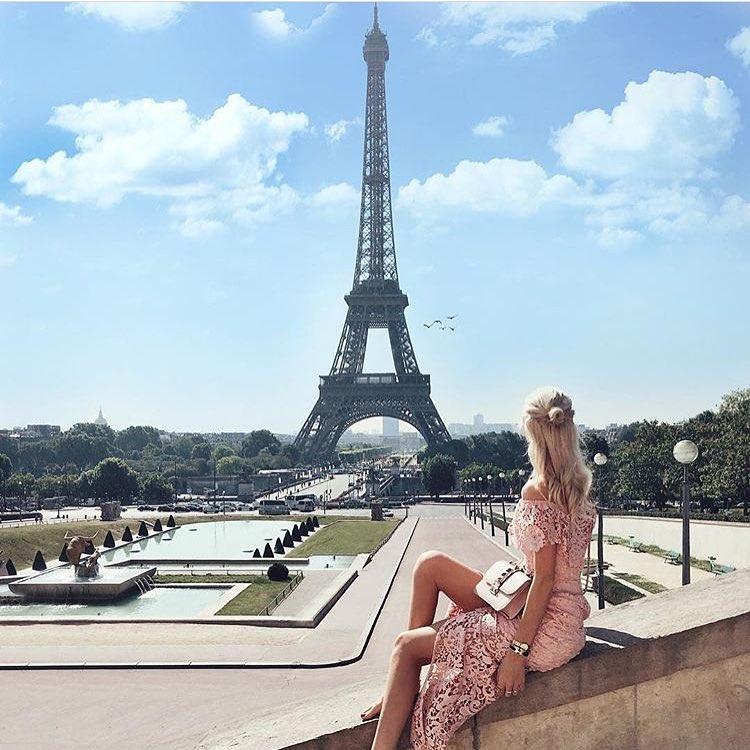 Off Shoulder Lace Dress In Pink 2020