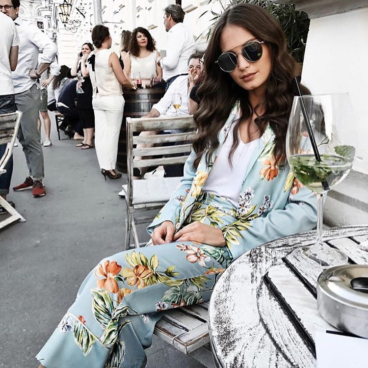 How To Wear Floral Print Suits 2020