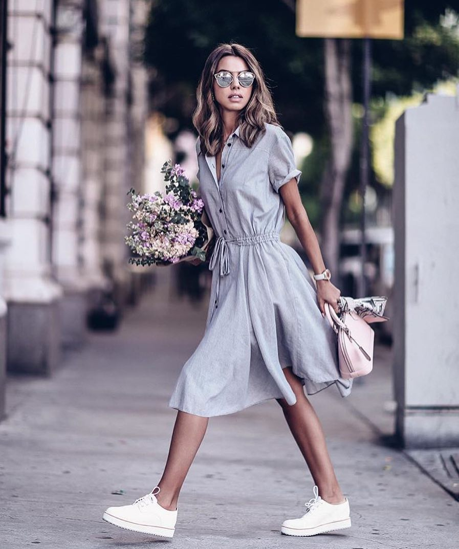 How To Wear Shirtdress On Casual Weekends 2019