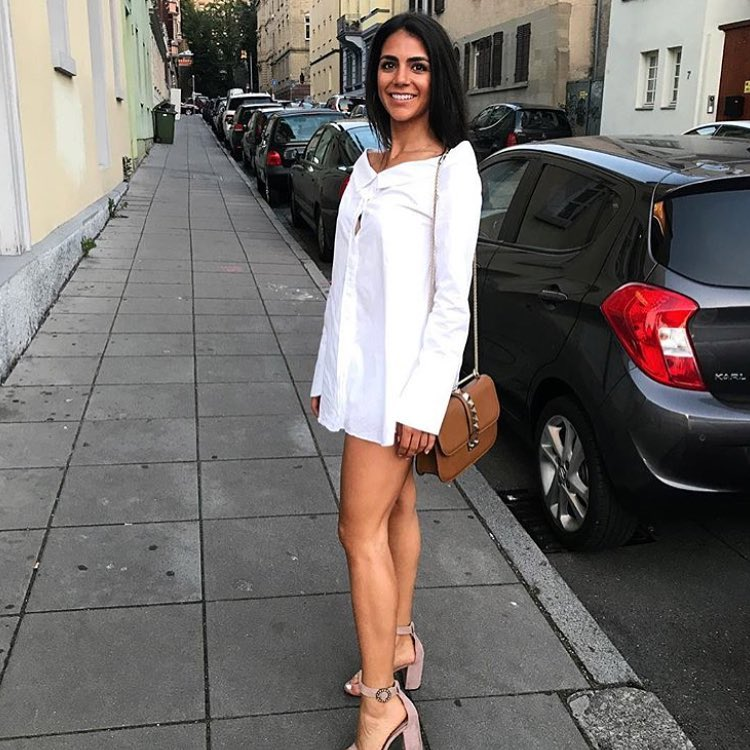 How To Wear White Shirtdress This Summer 2019