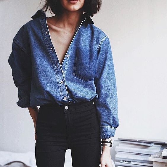 How To Create A Unique Double Denim Look 2020