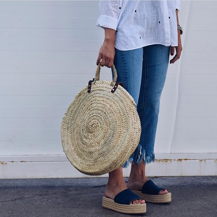 How To Wear Espadrille Slides This Summer 2019