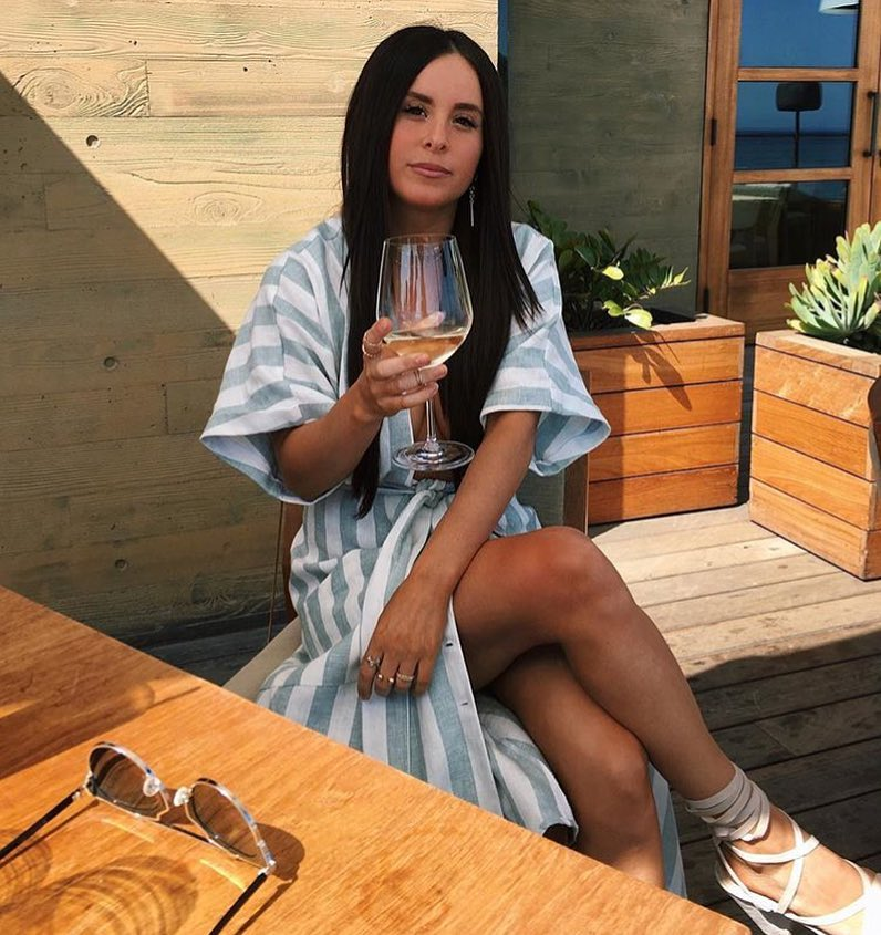 Summer Outfit Ideas: Robe Dress For Brunches 2019