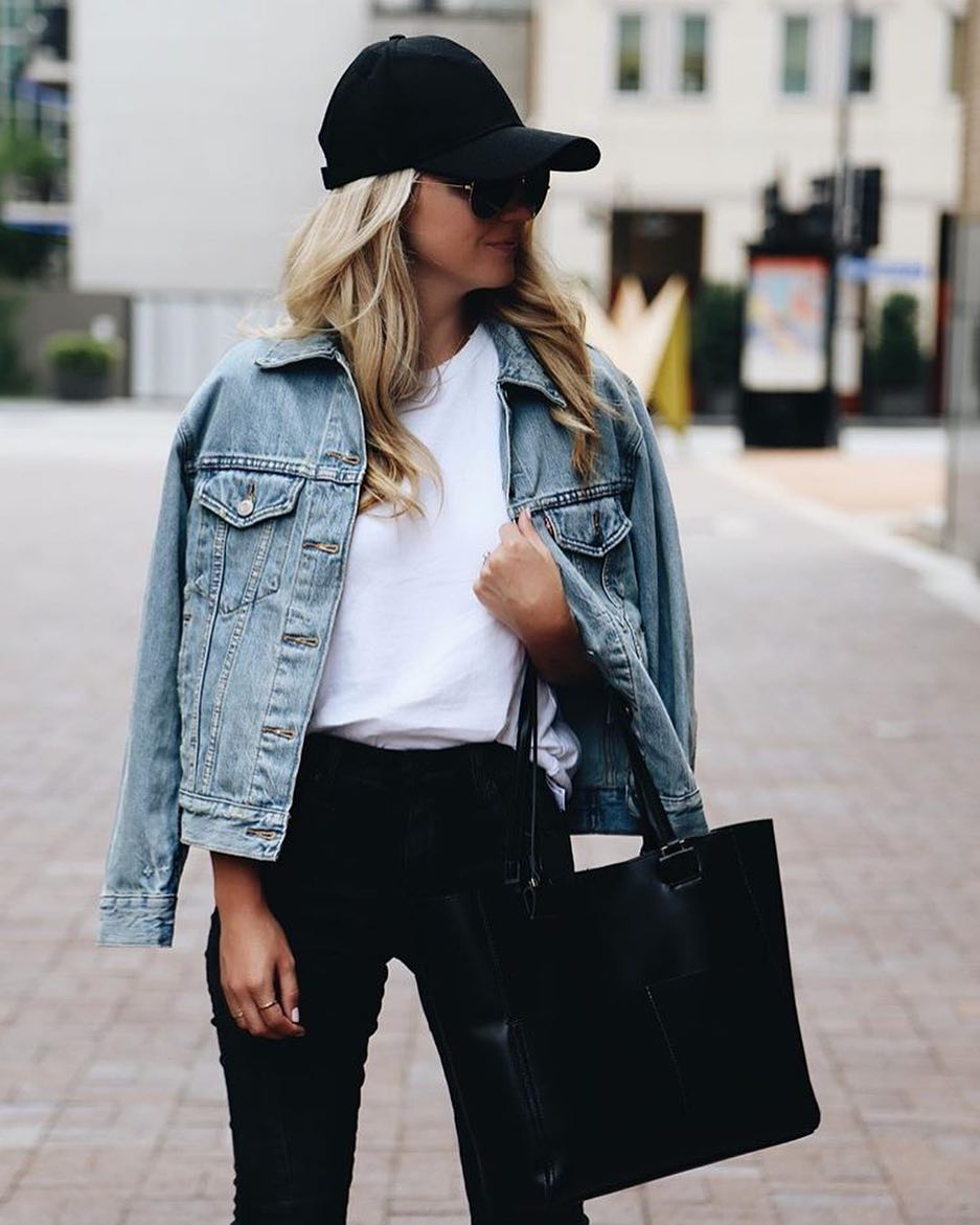 How To Wear Black Baseball Cap This Summer 2020