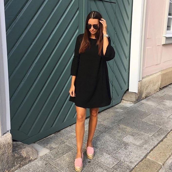 How To Wear Little Black Dress This Summer 2020
