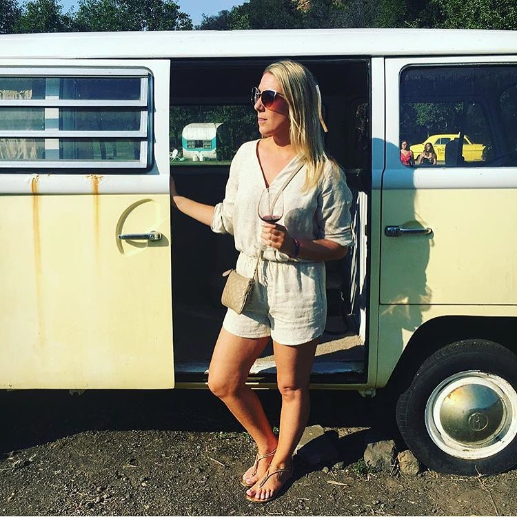 Hippie Style Linen Romper For Summer 2019