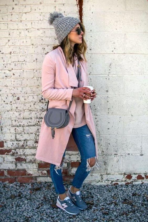 Women Sneakers For Winter: Best Women Outfits 2021